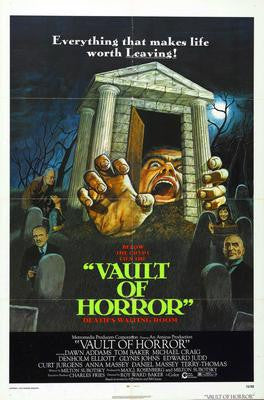 Vault Of Horror Movie Poster 24x36 - Fame Collectibles