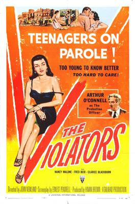 Violators The Movie Poster 24x36 - Fame Collectibles