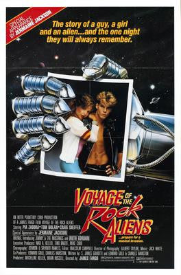 Voyage Of The Rock Aliens Movie Poster 24x36 - Fame Collectibles