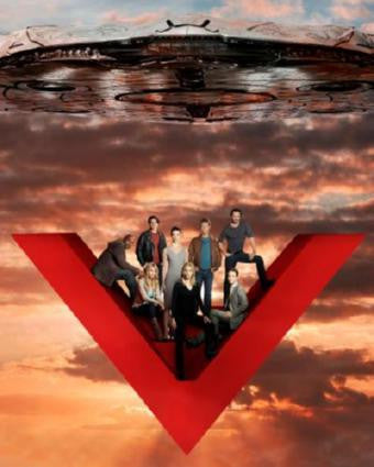 V The Series Poster 24in x 36in - Fame Collectibles