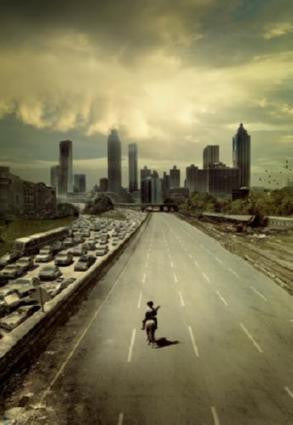 Walking Dead Poster 24in x 36in - Fame Collectibles