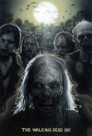Walking Dead Poster #1 24x36 - Fame Collectibles