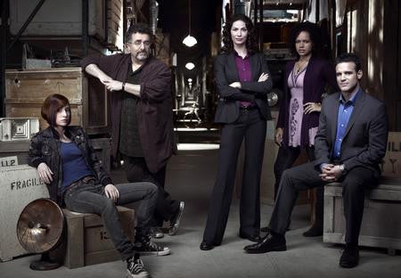 Warehouse 13 Poster #3 24x36 - Fame Collectibles