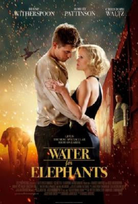 Water For Elephants Poster 24inx36in - Fame Collectibles