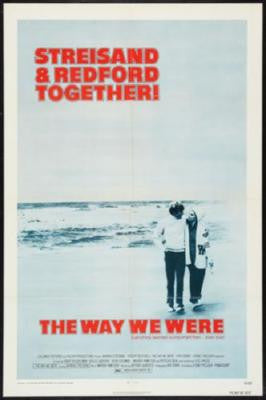 Way We Were The Poster 24inx36in - Fame Collectibles