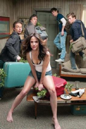 Weeds Poster 24in x 36in - Fame Collectibles