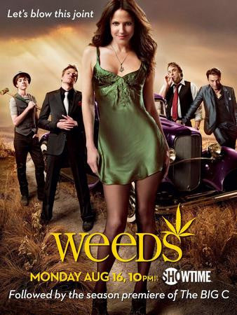 Weeds Promo Poster 24x36 - Fame Collectibles