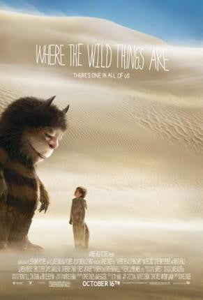 Where The Wild Things Are Movie Poster 24x36 - Fame Collectibles