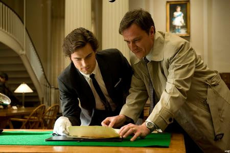 White Collar Poster matt bomer 24x36 - Fame Collectibles