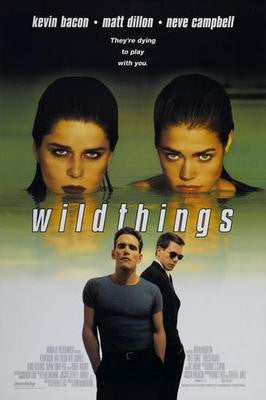 Wild Things Movie Poster 24x36 - Fame Collectibles