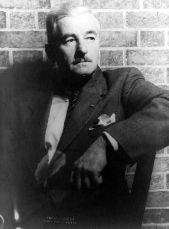 William Faulkner Poster 24x36 - Fame Collectibles