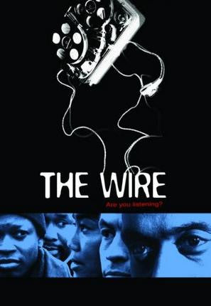 The Wire Movie Poster 24x36 - Fame Collectibles