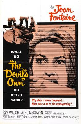 The Devil'S Own Movie Poster 24x36 - Fame Collectibles