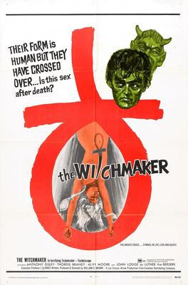Witchmaker Movie Poster 24x36 - Fame Collectibles