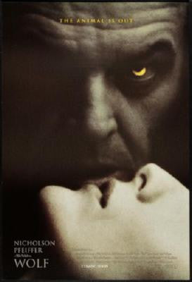 Wolf Poster 24inx36in - Fame Collectibles
