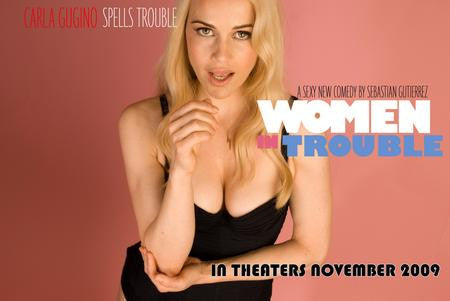Women In Trouble Poster 24x36 - Fame Collectibles