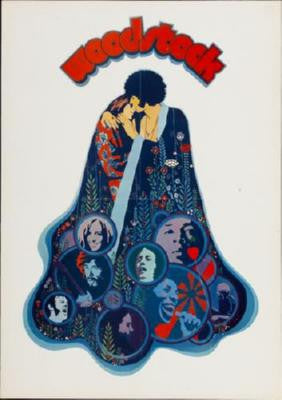 Woodstock Poster #02 24inx36in - Fame Collectibles