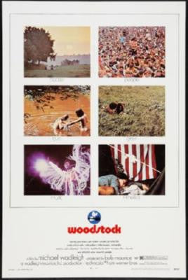 Woodstock Poster 24in x 36in - Fame Collectibles