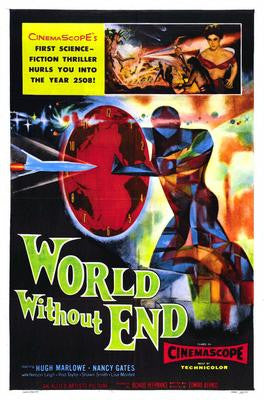 World Without End Movie Poster 24x36 - Fame Collectibles