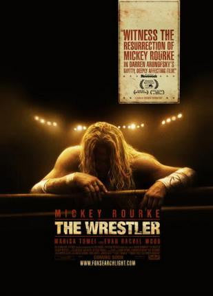 Wrestler The Movie Poster 24x36 - Fame Collectibles