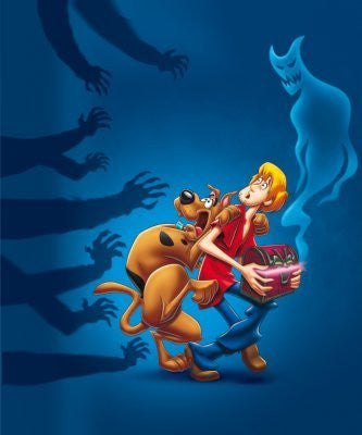 13 Ghosts Of Scooby Doo Movie Poster 24inx36in (61cm x 91cm) - Fame Collectibles