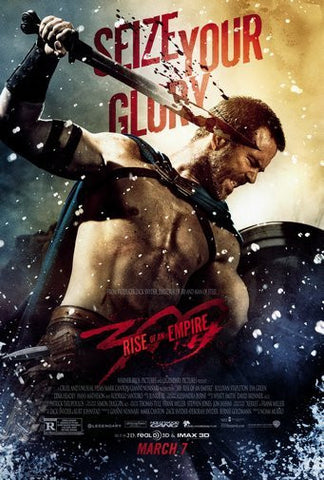 300 Rise Of An Empire Movie Poster Puzzle Fun-Size 120 pcs - Fame Collectibles