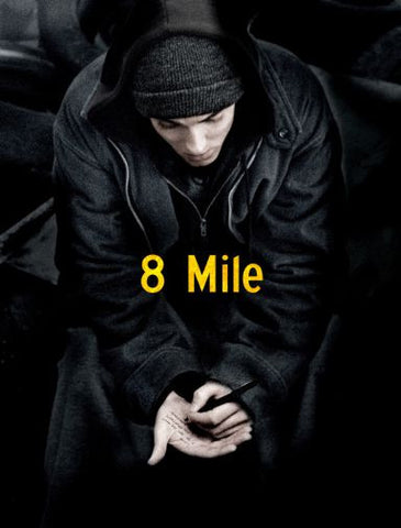 8 Mile 8x10 Movie Poster Photo - Fame Collectibles
