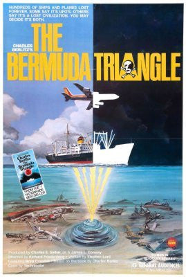 Bermuda Triangle Mouse Pad Mousepad Mouse mat - Fame Collectibles