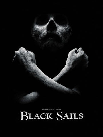 Black Sails Poster 24Inx36In Poster 24x36 - Fame Collectibles