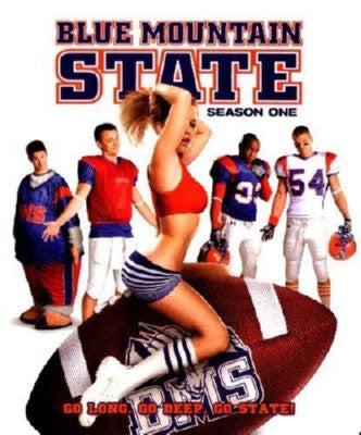 Blue Mountain State Mouse Pad Mousepad Mouse mat - Fame Collectibles