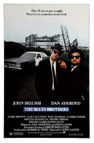 Blues Brothers Mouse Pad Mousepad Mouse mat - Fame Collectibles