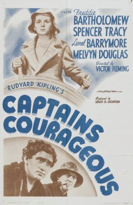 Captains Courageous Mouse Pad Mousepad Mouse mat - Fame Collectibles