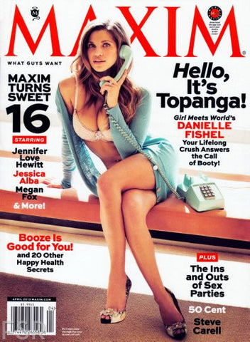 Danielle Fishel Poster 24inx36in Poster 24x36 - Fame Collectibles