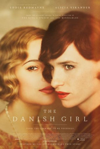 Danish Girl The Movie Poster 24in x36in - Fame Collectibles