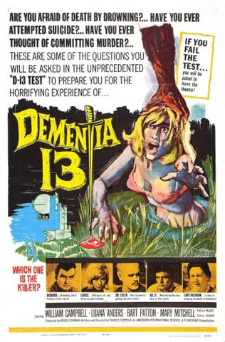 Dementia 13 Mouse Pad Mousepad Mouse mat - Fame Collectibles