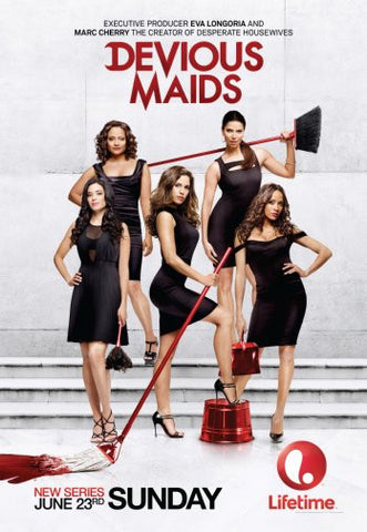 Devious Maids Poster 24inx36in Poster 24x36 - Fame Collectibles