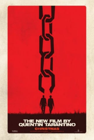 Django Unchained Movie Poster 24inx36in (61cm x 91cm) - Fame Collectibles