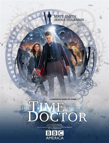 Doctor Who Poster 24Inx36In Poster 24x36 - Fame Collectibles