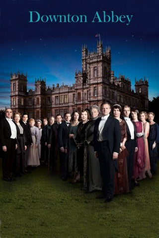 Downton Abbey Movie Poster 24inx36in Poster 24x36 - Fame Collectibles