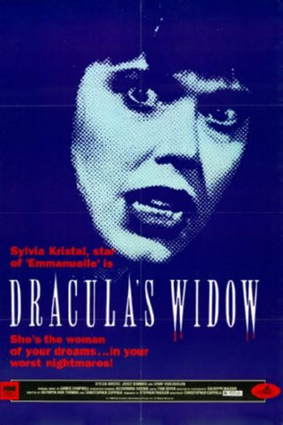 Draculas Widow Movie Poster 24inx36in (61cm x 91cm) - Fame Collectibles