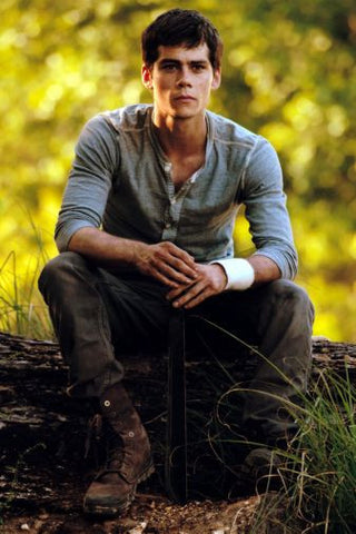 Dylan Obrien poster 24inx36in Poster 24x36 - Fame Collectibles