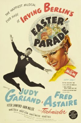 Easter Parade Movie Poster 24inx36in (61cm x 91cm) - Fame Collectibles