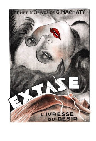 Ecstasy Movie Poster 24inx36in Poster 24x36 - Fame Collectibles