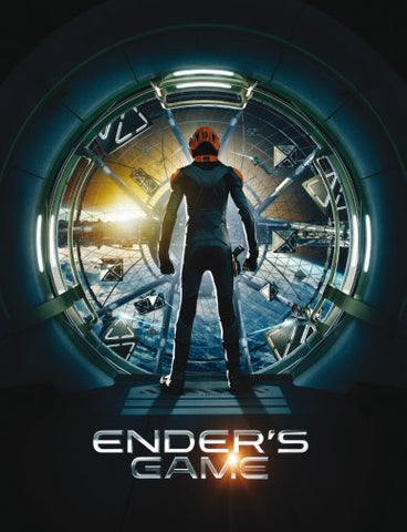Enders Game Movie Poster 24inx36in Poster 24x36 - Fame Collectibles