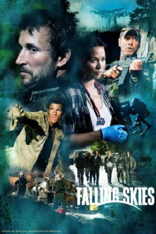 Falling Skies Poster 24inx36in (61cm x 91cm) - Fame Collectibles