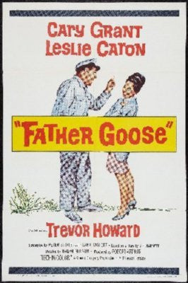 Father Goose Poster 24inx36in - Fame Collectibles