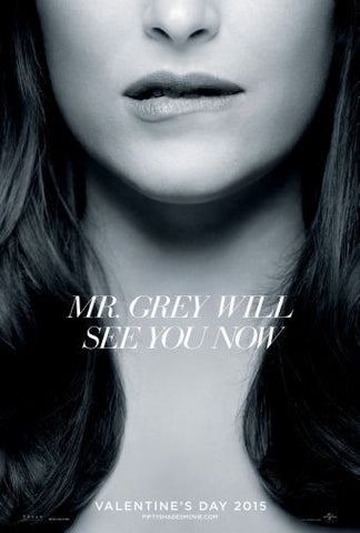 Fifty Shades Of Grey Movie poster 24inx36in 50 shades Poster 24x36 - Fame Collectibles