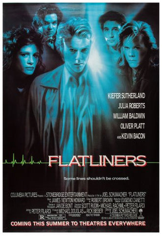 Flatliners Movie Poster 24inx36in Poster 24x36 - Fame Collectibles