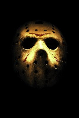 Friday The 13Th Movie Poster 24inx36in (61cm x 91cm) - Fame Collectibles