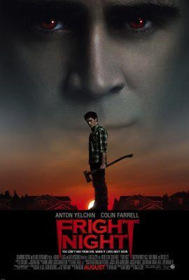 Fright Night Movie Poster 24inx36in (61cm x 91cm) - Fame Collectibles